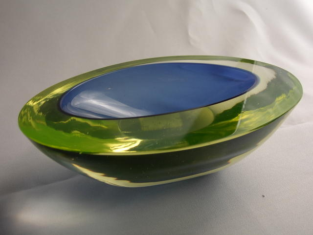Cenedese Sommerso Bowl