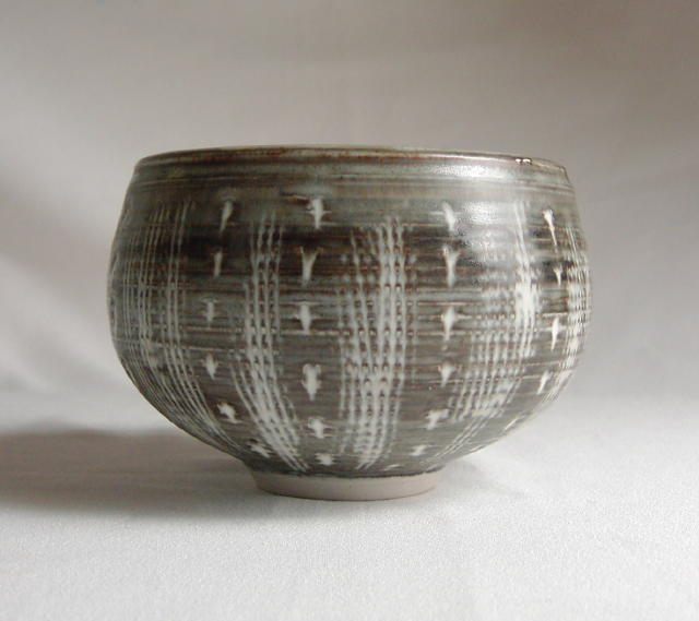 Otto & Vivika Incised Bowl